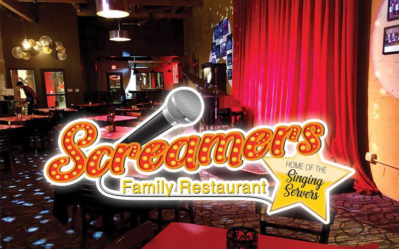 Screamers Dining And Cabaret - $10 for $20 worth of food and dining from Screamers Family Restaurant
