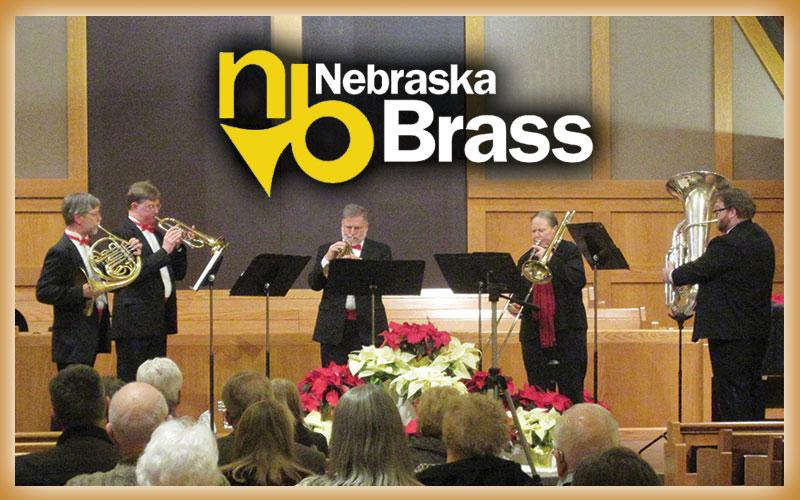 Nebraska Brass - 1/2 OFF 2 TICKETS to Invitation to the Dance: Music for Dancing