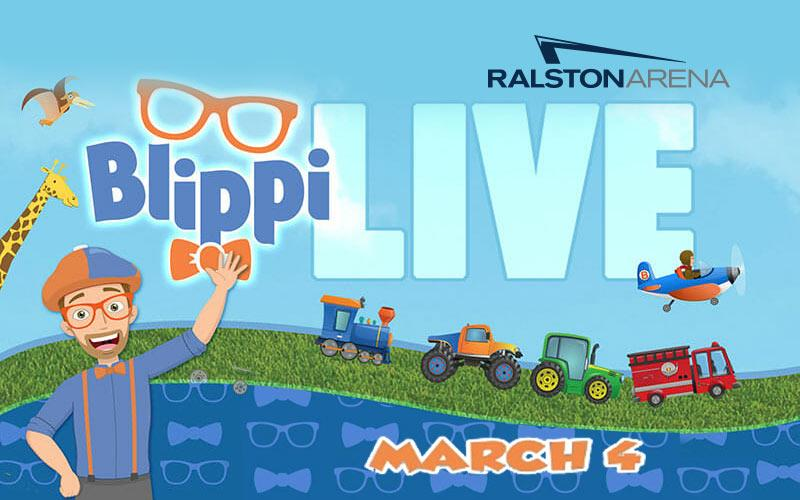 Ralston Arena - 1/2 OFF Tickets to Blippi Live! at Ralston Arena