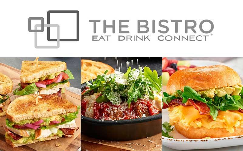 The Bistro At Courtyard Marriott - $10 for $20 worth of food and drink at The Bistro at Courtyard by Marriott La Vista!