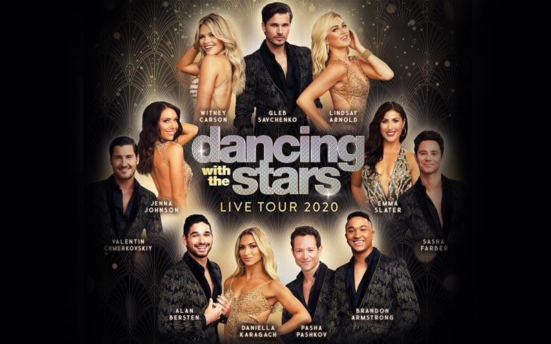 Ralston Arena - 1/2 OFF TICKETS TO DANCING WITH THE STARS TOUR 2020!