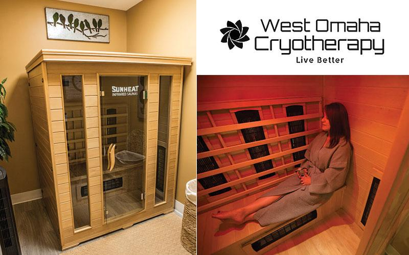 West Omaha Cryotherapy - Half Off Infrared Sauna Sessions At West Omaha Cryotherapy