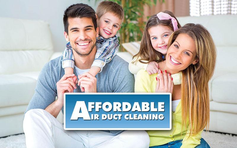 Affordable Air Duct Cleaning - $59.99 Air Duct Cleaning Package ($250 value)