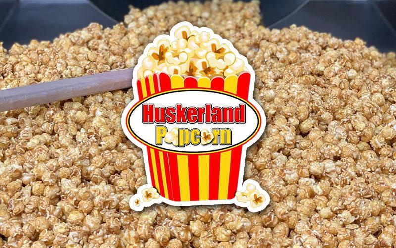 Huskerland Popcorn - 60 Flavors of Delicious Gourmet Popcorn