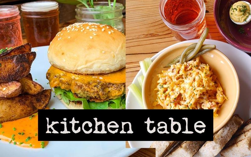 Kitchen Table - Dinner Delivered! - at the Kitchen Table