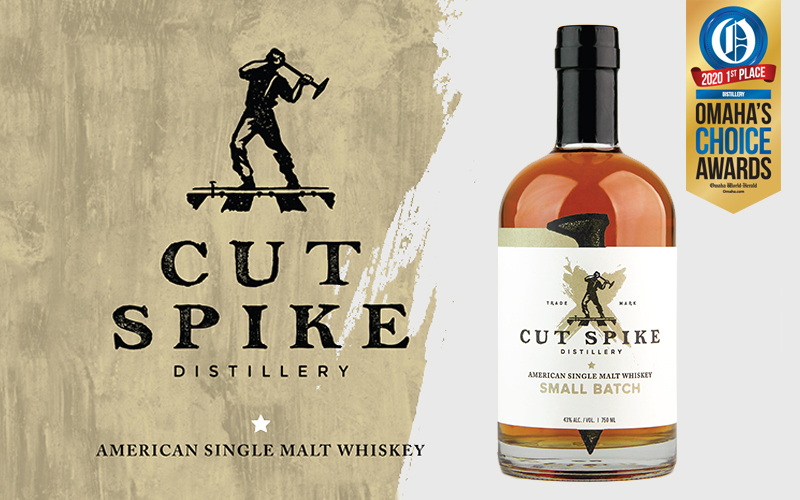 Cut Spike Distillery - 50% Off Hand-Selected Cut Spike Whiskey