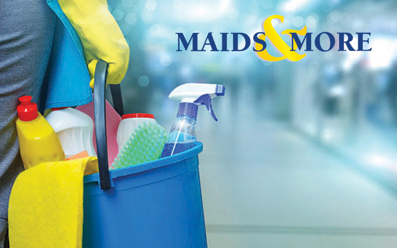 Maids & More - 1/2 Off Maids & More Cleaning Services & Gift Certificates!