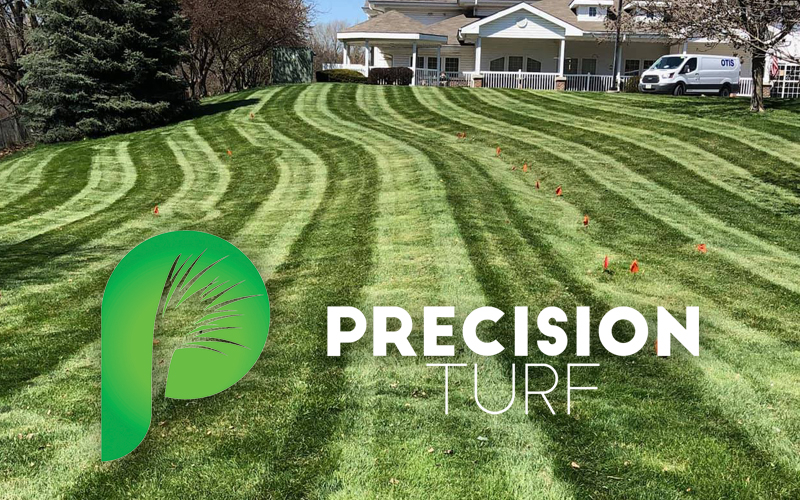 Precision Turf - 50% Off Precision Turf Lawn Care Gift Certificate