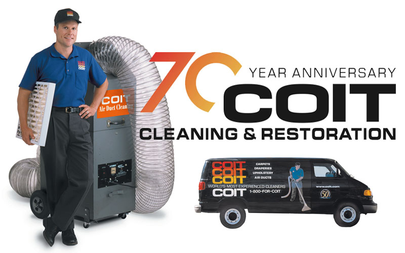 Coit Cleaning And Restoration - 50% Off Coit Carpet Cleaning & Restoration Services!
