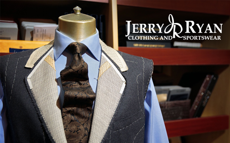 Jerry Ryan Clothing & Sportswear - $500 Gift Card from Jerry Ryan Clothing and Sportswear