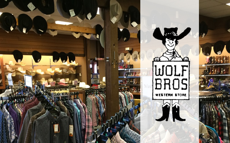 Wolf Brothers - 50% Off Gift Certificates from Wolf Brothers!