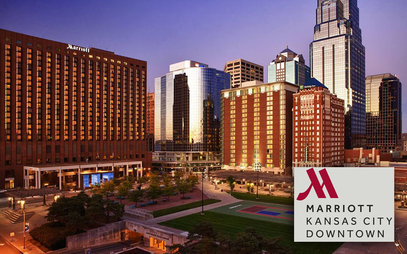 Kansas City Marriott Downtown - 50% Off Hotel Packages at the Kansas City Marriott Downtown!