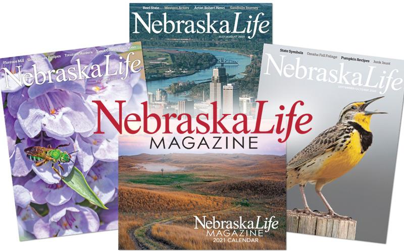 Flagship Publishing - Nebraska Life Magazine - Subscribe to Nebraska Life Magazine for only $21 and receive a 2021 Nebraska Life Calendar!