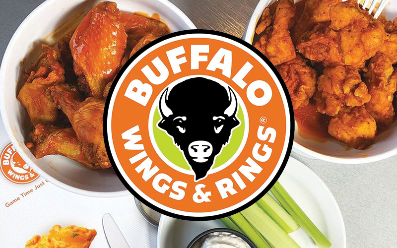 Buffalo Wings & Rings - Best Wings in Omaha! $20 for $10 *Dine in and Take out*