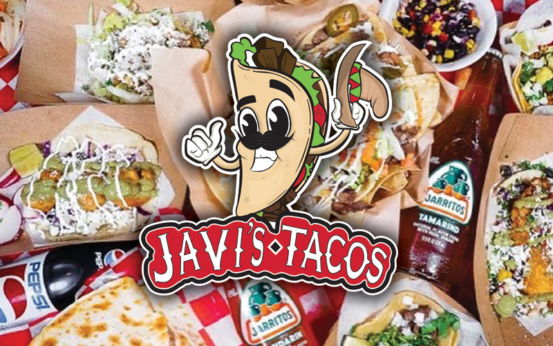 Javi's Tacos - $10 to Javi's Tacos for $5