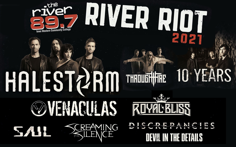 The River 89.7 - The River Riot - 2021