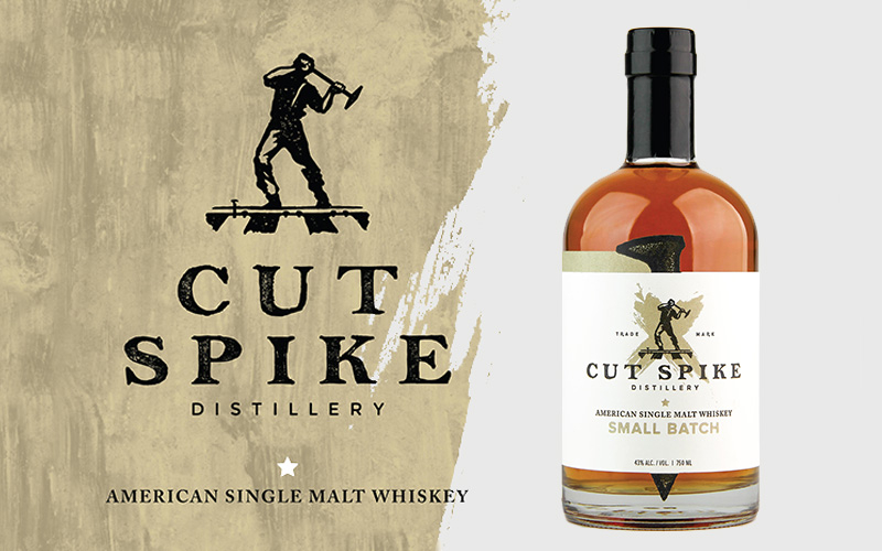 Cut Spike Distillery - 50% + OFF Multiple Options of Top-Selected Locally Distilled Whiskey!