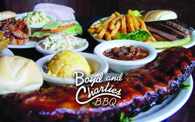 Boyd And Charlies - 50% OFF Delicious BBQ at Boyd & Charlies