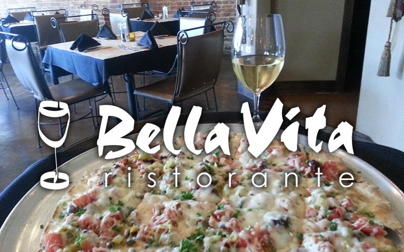 Bella Vita Ristorante - Enjoy $40 of Food & Drinks from Bella Vita Ristorante for only $20