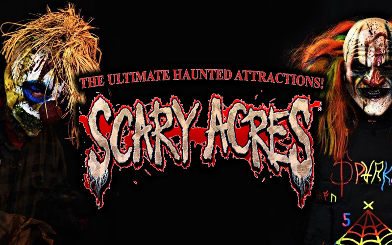 Scary Acres - Scary Acres Super Combo Ticket Package & Speed Pass