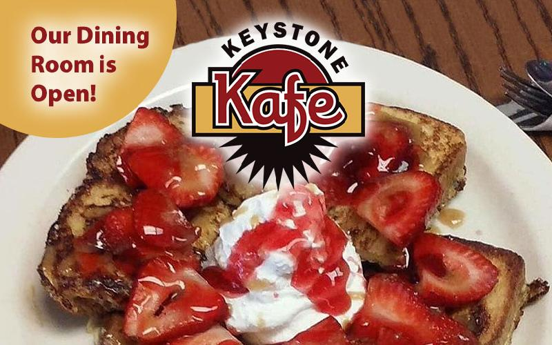 Keystone Kafe - Get $20 Worth of the Best Breakfast & Lunch for Just $10!