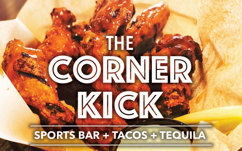 The Corner Kick - Get $20 of Food and Drinks from The Corner Kick for only $10