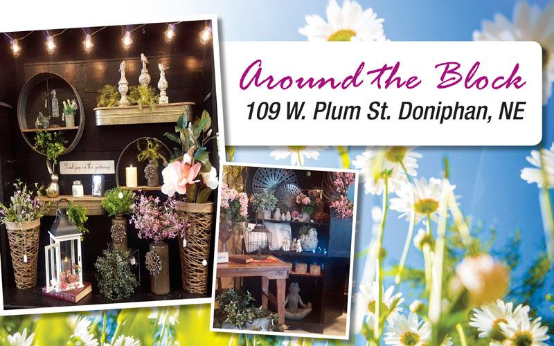 Around The Block - Check out the new items for your home at Around The Block!