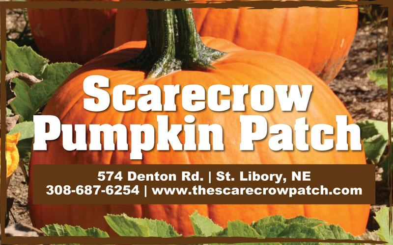 The Scarecrow Patch - Half Price Admission to The Scarecrow Pumpkin Patch