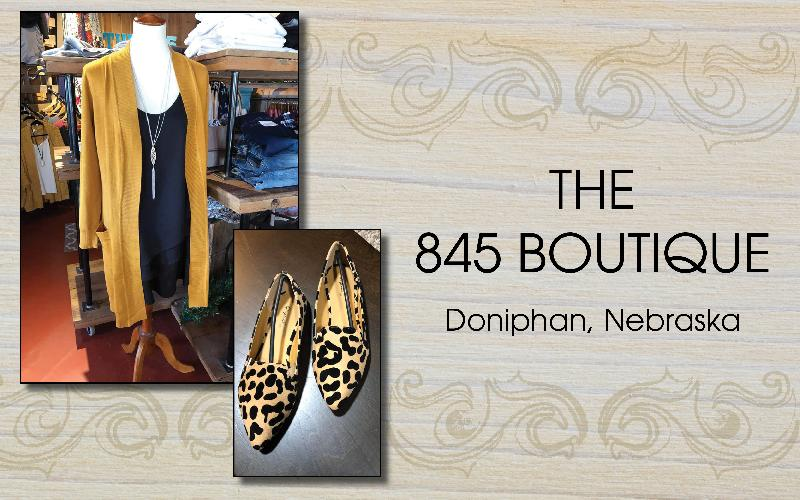 The 845 Boutique - Holiday Season Is Here! Get great winter fashions and gifts for great prices at The 845 Boutique!