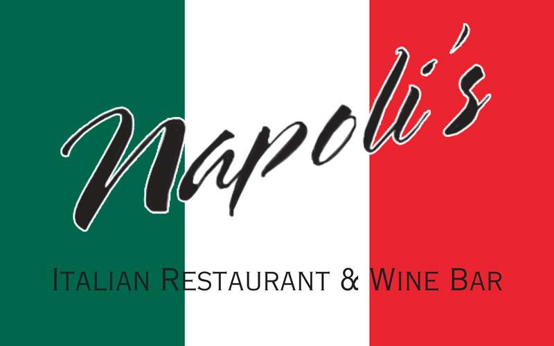Napoli's Italian Restaurant & Wine Bar - $20 Voucher to Napoli's Italian Restaurant & Wine Bar