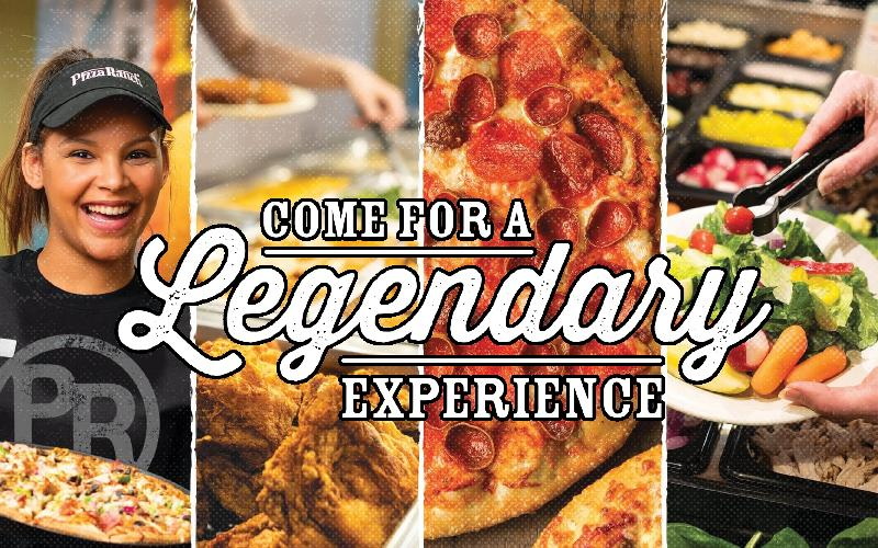 Pizza Ranch - Fill up on Great Food from your local Pizza Ranch!