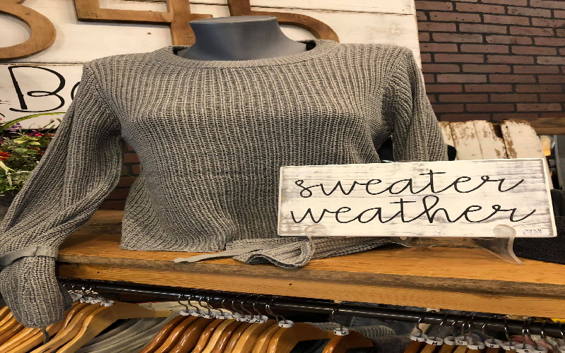 The 845 Boutique & Around the Block - Come Shop the Newest Home Décor and Trendy Fashions for Fall! Around the Block/845 Boutique