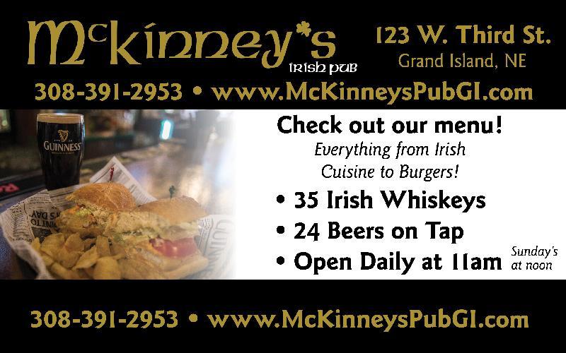 Mckinney's Irish Pub - $10 for a $20 voucher to Mckinney's Irish Pub