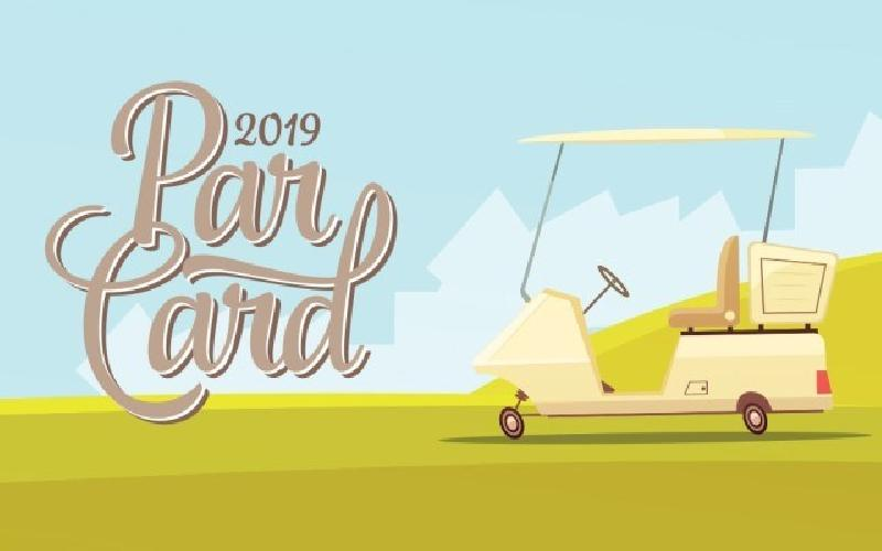 2019 ParCard - 11 Local Golf Courses for ONLY $49! ($350+ Value)