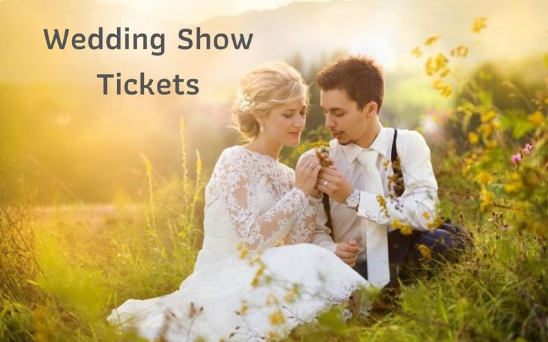 Carolina Wedding Shows - 2 Tickets to The Wedding Fair for ONLY $15! ($40 Value)