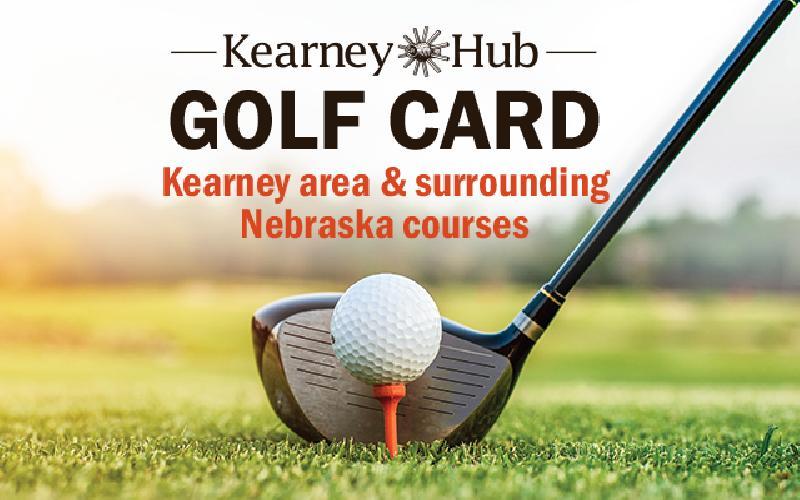 Kearney Hub - Big Deals Kearney - Kearney Hub Golf Card