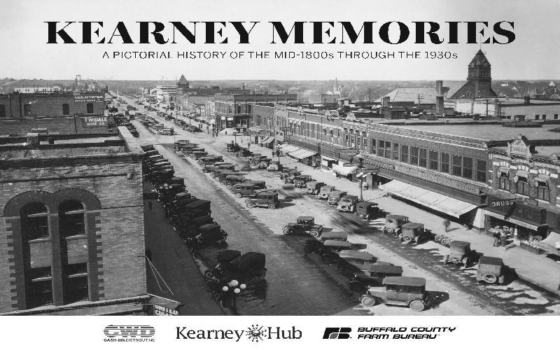 Kearney Hub - Half Price Kearney Memories Book