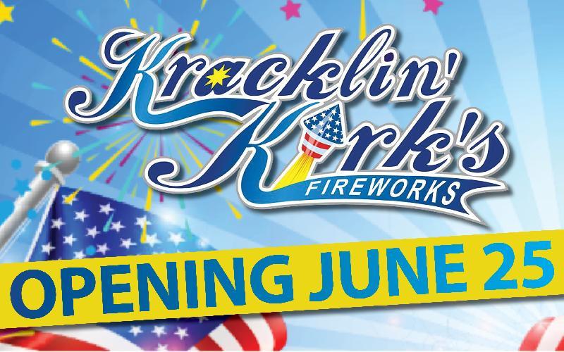 Kracklin' Kirk's Fireworks - Extra BANG for Your Buck with Kracklin' Kirk's 2021 Super Deal!