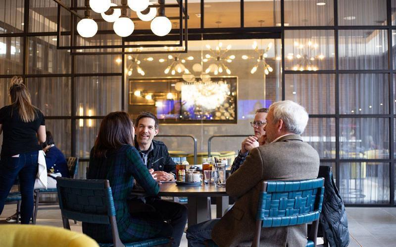 Tulsa World - 3 Restaurants for 1 Price