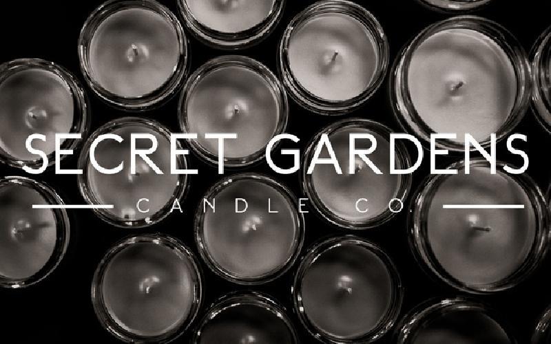 Secret Gardens Candle Co. - Secret Garden Candle Co. Gift Certificate