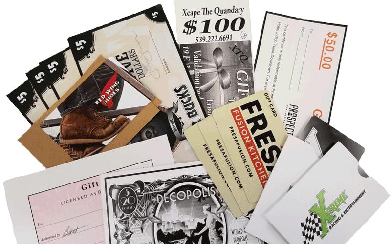 Tulsa World - Mega Gift Card Pack