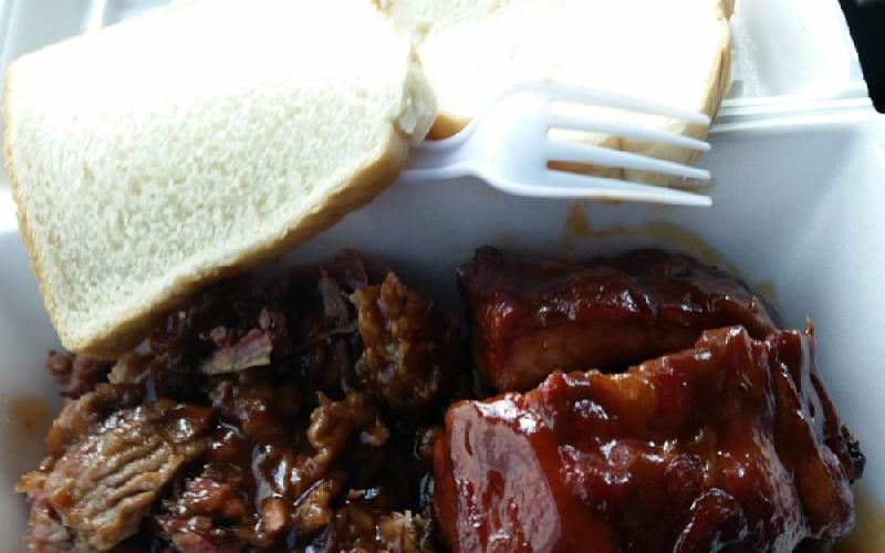 Stutts House Of Barbecue - $19.50 for 2 lbs of Meat