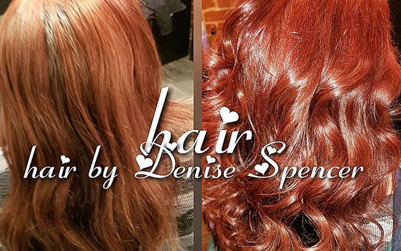 Hair By Denise Spencer - Hair cut and deep condition ONLY $20.25