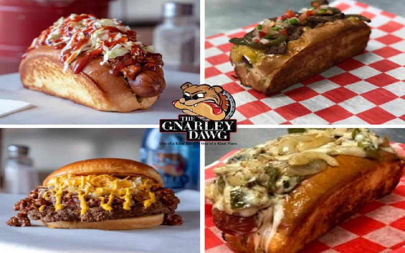 Gnarley Dawg - $20 of Gnarley Dawg food for only $15 and free delivery for Tulsa & Broken Arrow