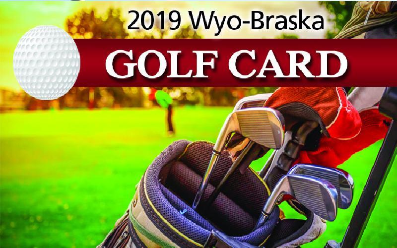 Star-Herald - 2019 Wyobraska Golf Card