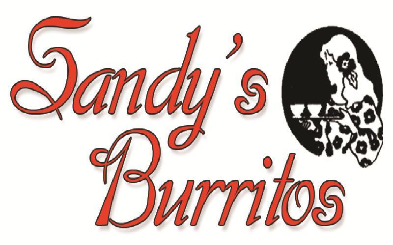 Sandy's Burritos - Sandy's Burritos $12 for $6