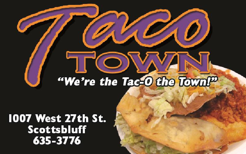 Taco Town - $12 for $6 at Taco Town