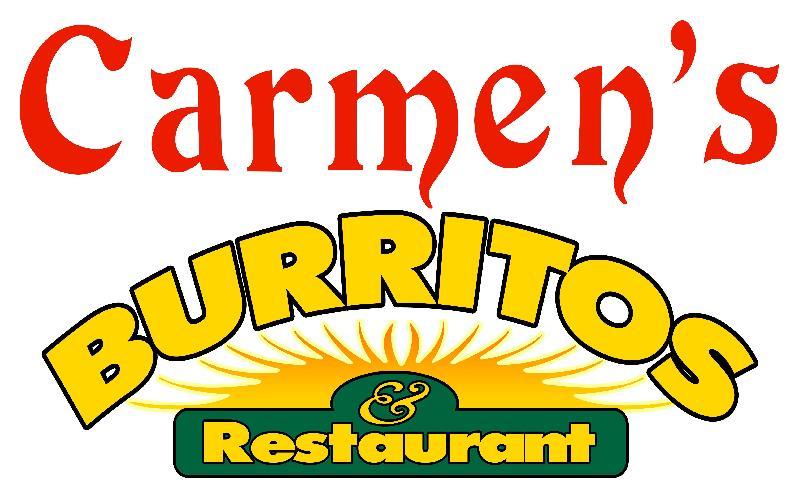 Carmen's Burrito - Carmen's Burritos $12 for $6
