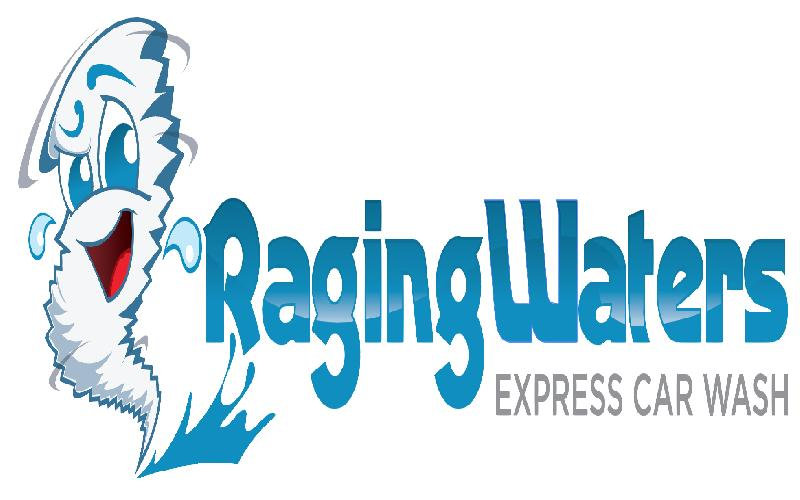 Raging Waters Car Wash - Half Price Perfect Storm Wash