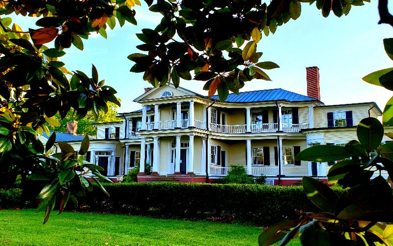 Belle Grove Plantation Bed And Breakfast - Afternoon Tea